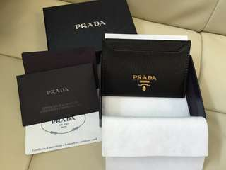 prada 代購 卡片套 card case card holder 多色
