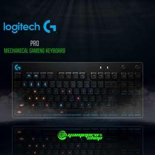 Logitech PRO (920-008296) Gaming Keyboard