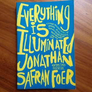 Everything Is Illuminated - Jonathan Safren Foer