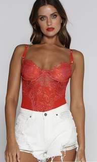 Meshki lace bodysuit