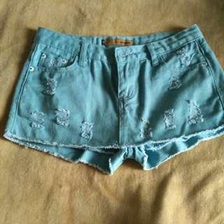 Skort jeans