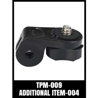 GP ACTION CAMERA MOUNT ADAPTER TPM-009 Sports Camera  Image Stabilization