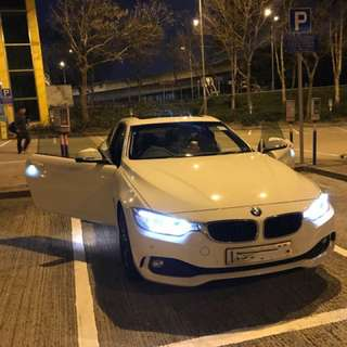 BMW 420i COUPE 2014