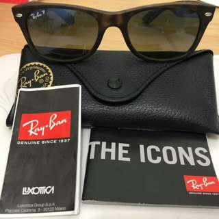 Authentic Polarized RayBan