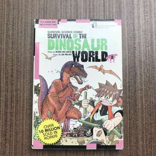 Survival In The Dinosaur Works(part 2)