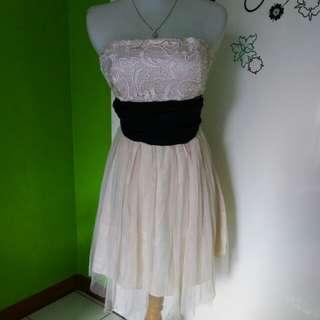 REPRICE - Dress brukat