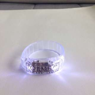 Authentic EXO Exoluxion Glowing Watch