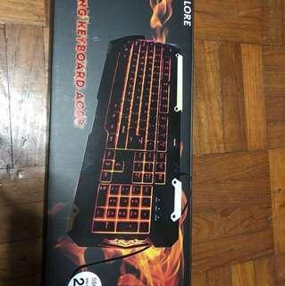 Valore gaming keyboard AC08