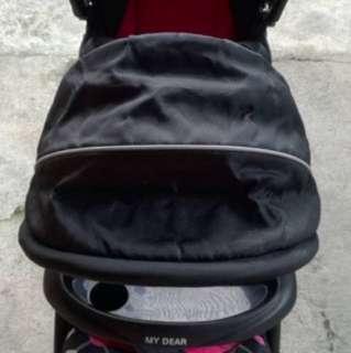 Stroller twin untuk diletgo.