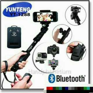 💦💥Buy 1 tongsis bluetooth get 1 mini tripod✔✔✔
