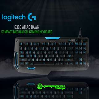 Logitech G310 (920-006967) Atlas Dawn Compact Mechanical Gaming Keyboard