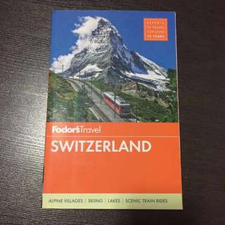 FODOR'S TRAVEL (SWITZERLAND)