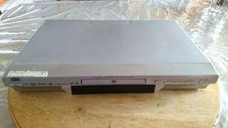 JVC VCD Player