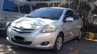 Toyota Vios 2010 M/T 1.3E RUSH SALE