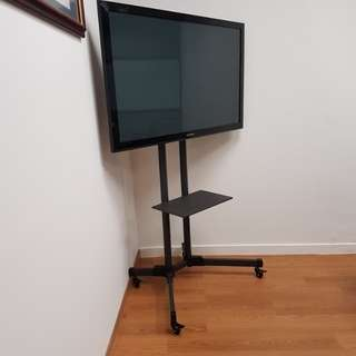 TV Stand / Television Mobile Cart
