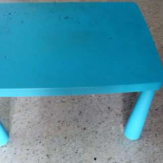 Kids ikea table