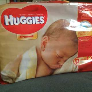 Huggies Diapers for Preemie