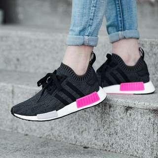 Adidas NMD R1 Primeknit Shock Pink