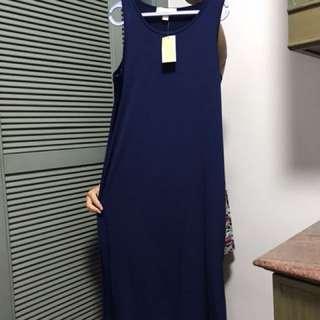 Long Dress Michael Kors
