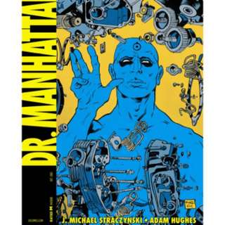Before the Watchmen DR Manhattan#1 variant