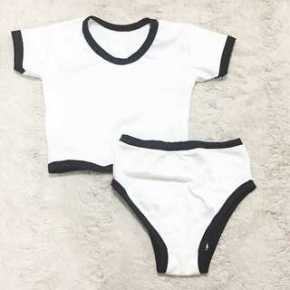 Andrea Brillantes' Ringer Swimsuit
