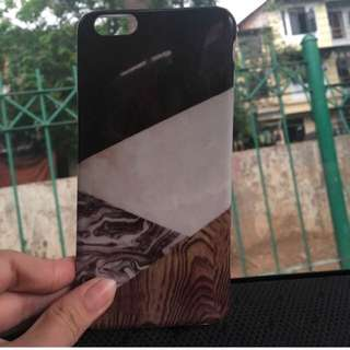 Case marble softcase iphone 6 plus
