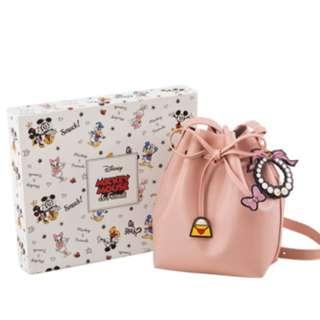Gracegift Bucket bag Disney Box