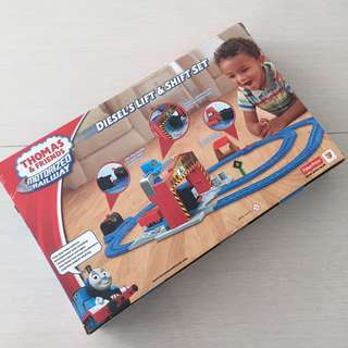 Fisher price Thomas train set
