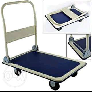 Foldable platform Trolly