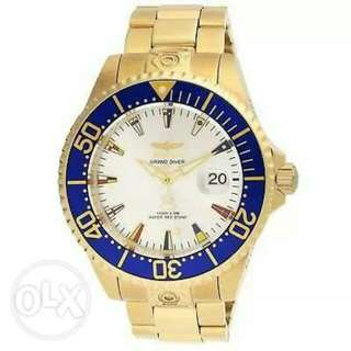Invicta 47mm. Grand Diver Men's Watch