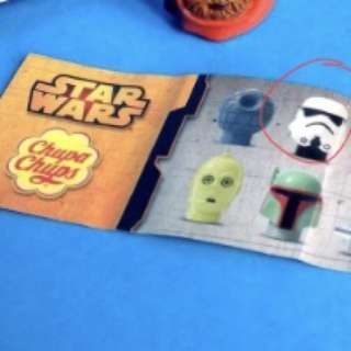 StarWars pencil topper
