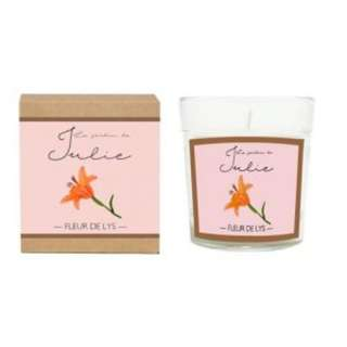 Le Jardin de Julie Aromatic Candles