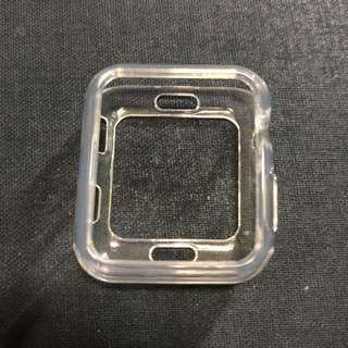 Apple Watch 38mm Clear Silicon Cover