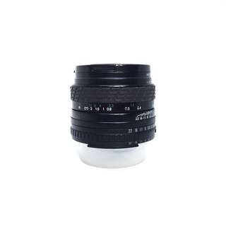 Sigma 28mm f2.8 Nikon AiS mount manual focus