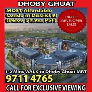 Sophia Hills Condo - Dhoby Ghuat