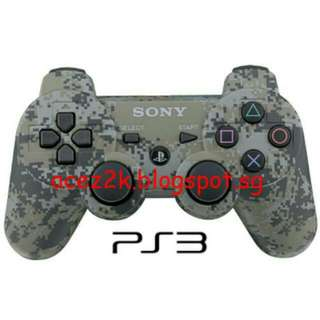 PS3 Original Sony Dualshock 3 Wireless Controller (Refurbished)