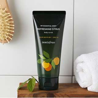 INNISFREE MY ESSENTIAL BODY SCRUB 150ml