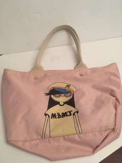 Authentic MARC BY MARC JACOBS pink tote