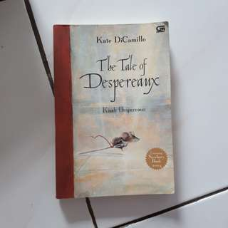 The Tale of Desperaux Novel