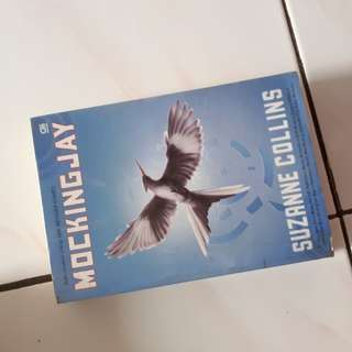 Mockingjay Hunger Games Novel