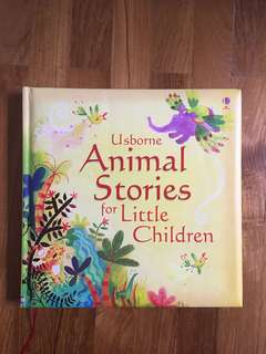 Usborne animal stories for little children