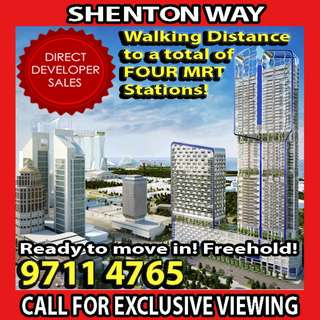 Shenton Way Condo