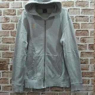 Champion Zip Hoodie Made In China Panjang 71 Lebar 54 Kondisi 85% Minus Tali Hoodie