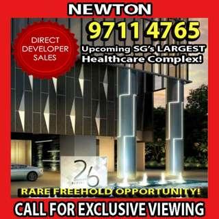 26 Newton Condo