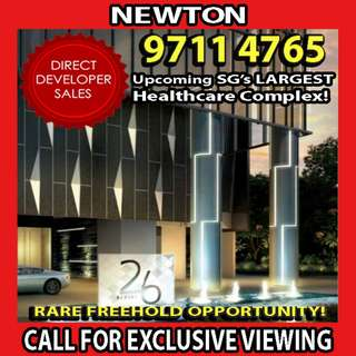 Freehold Condo - Newton