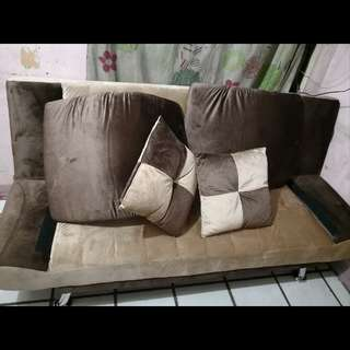 Sofa Bed (Negotiable)