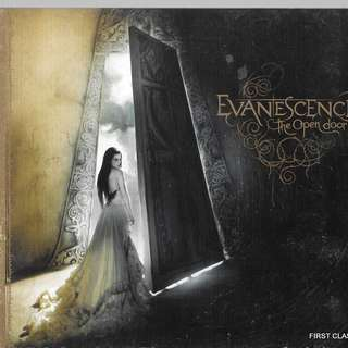 MY PRELOVED CD - EVANSCENCE - THE OPEN DOOR /FREE DELIVERY (F3L)