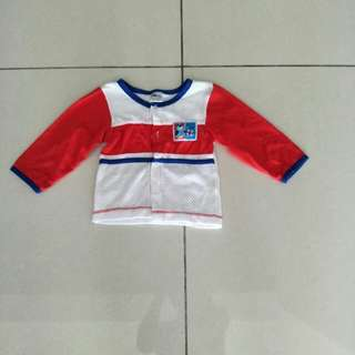 Baby shirt size 3-6 month