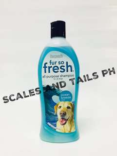 Fur so Fresh All Purpose Dog Shampoo - Ocean Breeze