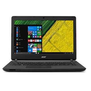 "Acer Aspire ES1-432-C08S 14"" Laptop Black (N3350, 2GB, 500GB, Intel, DOS)"